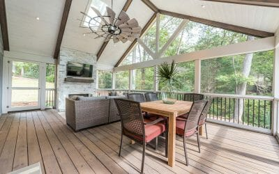 5 Must-Haves for the Ideal Screened Porch