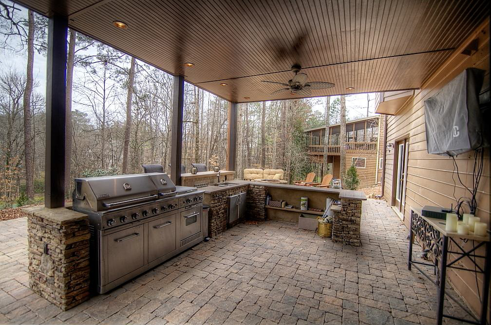 4 Upgrades for Your Covered Patio